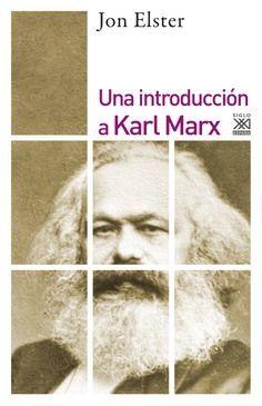 INTRODUCCIÓN A KARL MARX, UNA