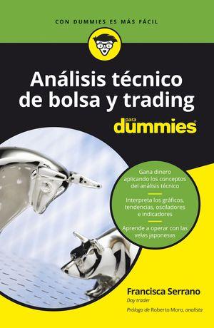 ANÁLISIS TÉCNICO DE BOLSA Y TRADING PARA DUMMIES