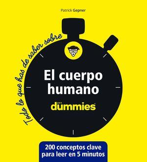 CUERPO HUMANO PARA DUMMIES, EL
