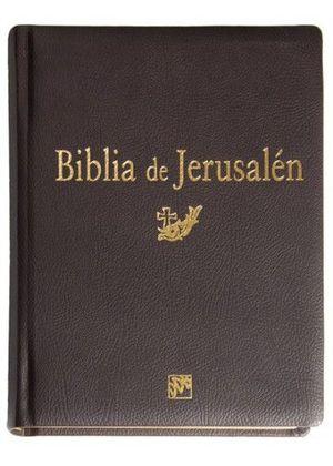 BIBLIA DE JERUSALEN MANUAL  ( 5ª EDICIÓN )