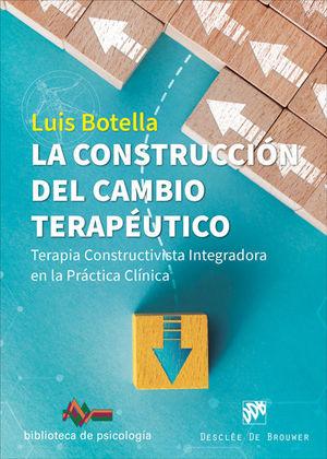 CONSTRUCCIÓN DEL CAMBIO TERAPÉUTICO