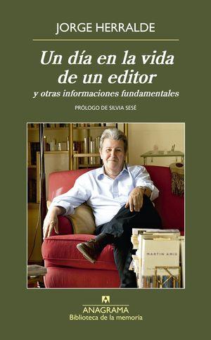 DÍA EN LA VIDA DE UN EDITOR, UN