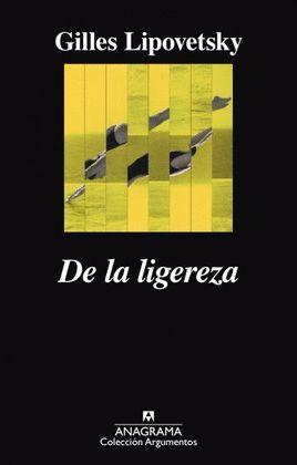 DE LA LIGEREZA