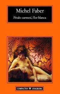 PETALO CARMESI, FLOR BLANCA