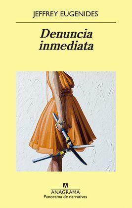 DENUNCIA INMEDIATA (CASTELLANO)