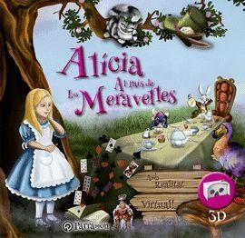 ALICIA EN EL PAIS DE LES MERAVELLES (CAIXA SET VR-AR)