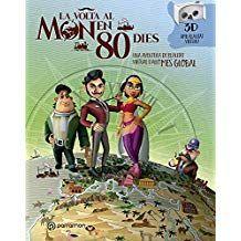 VOLTA AL MÓN EN 80 DIES, LA (+ ULLERES 360 º)