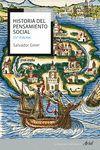 HISTORIA DEL PENSAMIENTO SOCIAL (13 ED.)