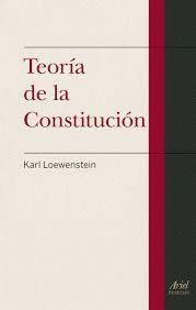 TEORIA DE LA CONSTIUCION