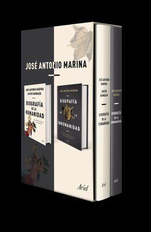 ESTUCHE BIOGRAFÍA DE LA INHUMANIDAD / BIOGRAFÍA DE LA HUMANIDAD