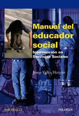 MANUAL DEL EDUCADOR SOCIAL