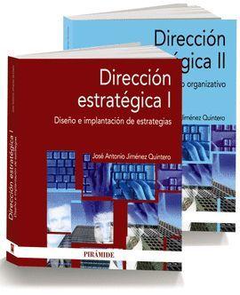 DIRECCION ESTRATEGICA (PACK 2 VOLUMENES)