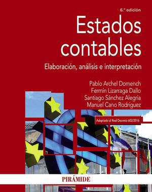 ESTADOS CONTABLES (6 EDICION 2018)