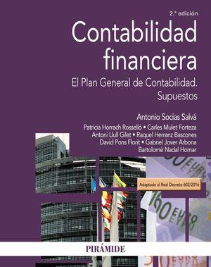 CONTABILIDAD FINANCIERA (2 EDICION 2018)
