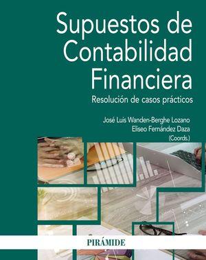 SUPUESTOS DE CONTABILIDAD FINANCIERA