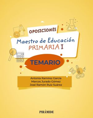 MAESTRO DE EDUCACIÓN PRIMARIA I - TEMARIO