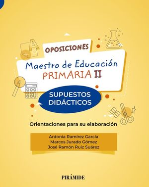 MAESTRO DE EDUCACIÓN PRIMARIA II. OPOSICIONES