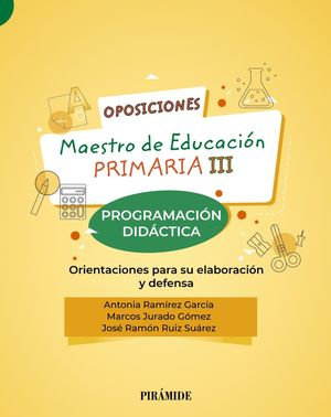 MAESTRO DE EDUCACIÓN PRIMARIA III