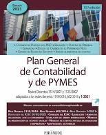PLAN GENERAL DE CONTABILIDAD Y DE PYMES. EDICION 2021