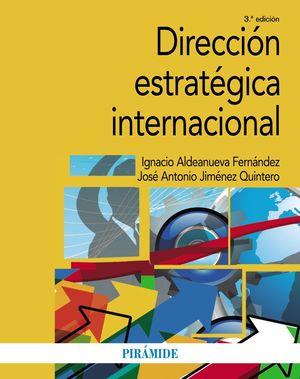 DIRECCIÓN ESTRATÉGICA INTERNACIONAL (3 EDICION 2021)
