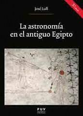 ASTRONOMÍA EN EL ANTIGUO EGIPTO, LA