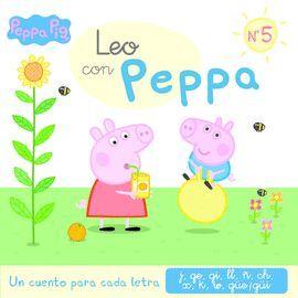 LEO CON PEPPA Nº 5
