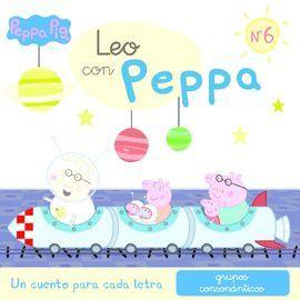 LEO CON PEPPA Nº 6