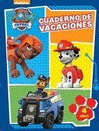CUADERNO DE VACACIONES. 4 AÑOS