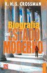 BIOGRAFIA DEL ESTADO MODERNO