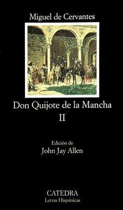 DON QUIJOTE DE LA MANCHA II