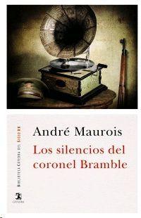 SILENCIOS DEL CORONEL BRAMBLE, LOS