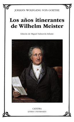 AÑOS ITINERANTES DE WILHELM MEISTER, LOS