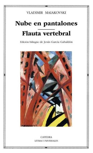 NUBE EN PANTALONES/ FLAUTA VERTEBRAL