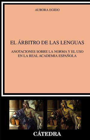 ÁRBITRO DE LAS LENGUAS, EL