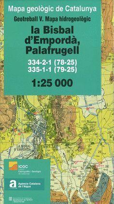 LA BISBAL D'EMPORDÀ, PALAFRUGELL 334-2-1 (78-25), 335-1-1 (79-25)