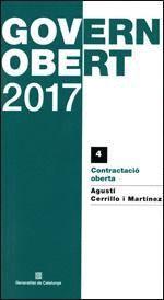 GOVERN OBERT 2017. CONTRACTACIÓ OBERTA