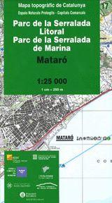 PARC DE LA SERRALADA LITORAL. PARC DE LA SERRALADA DE MARINA. MATARÓ – 17