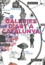 GALERIES D'ART A CATALUNYA. GALERÍAS DE ARTE EN CATALUÑA. ART GALLERIES IN CATALONIA