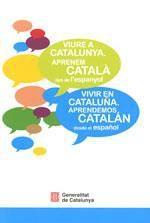 VIURE A CATALUNYA. APRENEM CATALÀ DES DE L'ESPANYOL