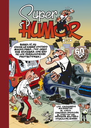SUPER HUMOR Nº 16 - MORTADELO Y FILEMON
