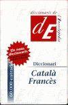DICCIONARI FRANCÈS-CATALÀ/ CATALÀ-FRANCÈS (ESTOIG) (2 VOLUMS)