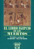 LIBRO EGIPCIO DE LOS MUERTOS, EL
