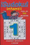 SUDOKU INFANTIL MAS DE 150 PUZLES