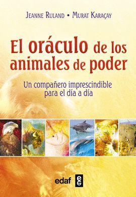 ORACULO DE LOS ANIMALES DE PODER, EL (64 CARTAS + MINIGUIA)