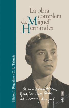 OBRA COMPLETA DE MIGUEL HERNÁNDEZ, LA