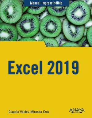 EXCEL 2019, MANUAL IMPRESCINDIBLE