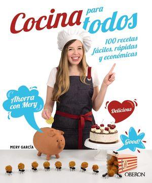 COCINA PARA TODOS