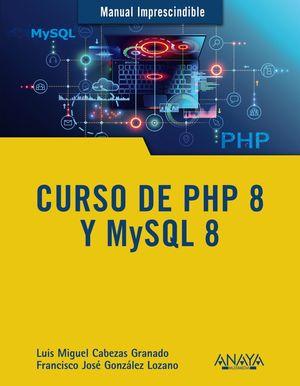CURSO DE PHP 8 Y MYSQL 8