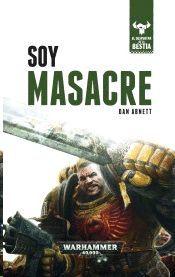 SOY MASACRE