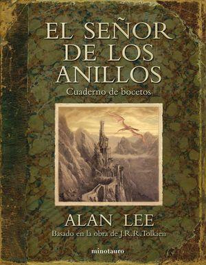 SEÑOR DE LOS ANILLOS, EL. CUADERNO DE BOCETOS